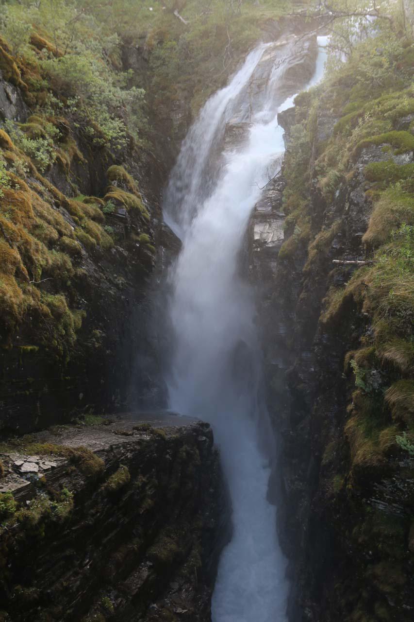 Silverfallet near Björkliden