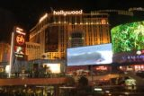 Las_Vegas_17_067_04212017 - With all the bright lights and high rises, the Las Vegas Strip definitely had a bit of that Times Square feel to it at night