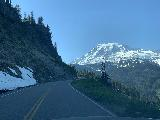Leaving_Mt_Rainier_002_iPhone_06212021 - Driving the Stevens Canyon Road back towards Mt Rainier
