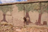 Left_Hand_131_04202017 - A pretty insightful saying on the side of this building by the Mill Creek Canyon Trail in Moab