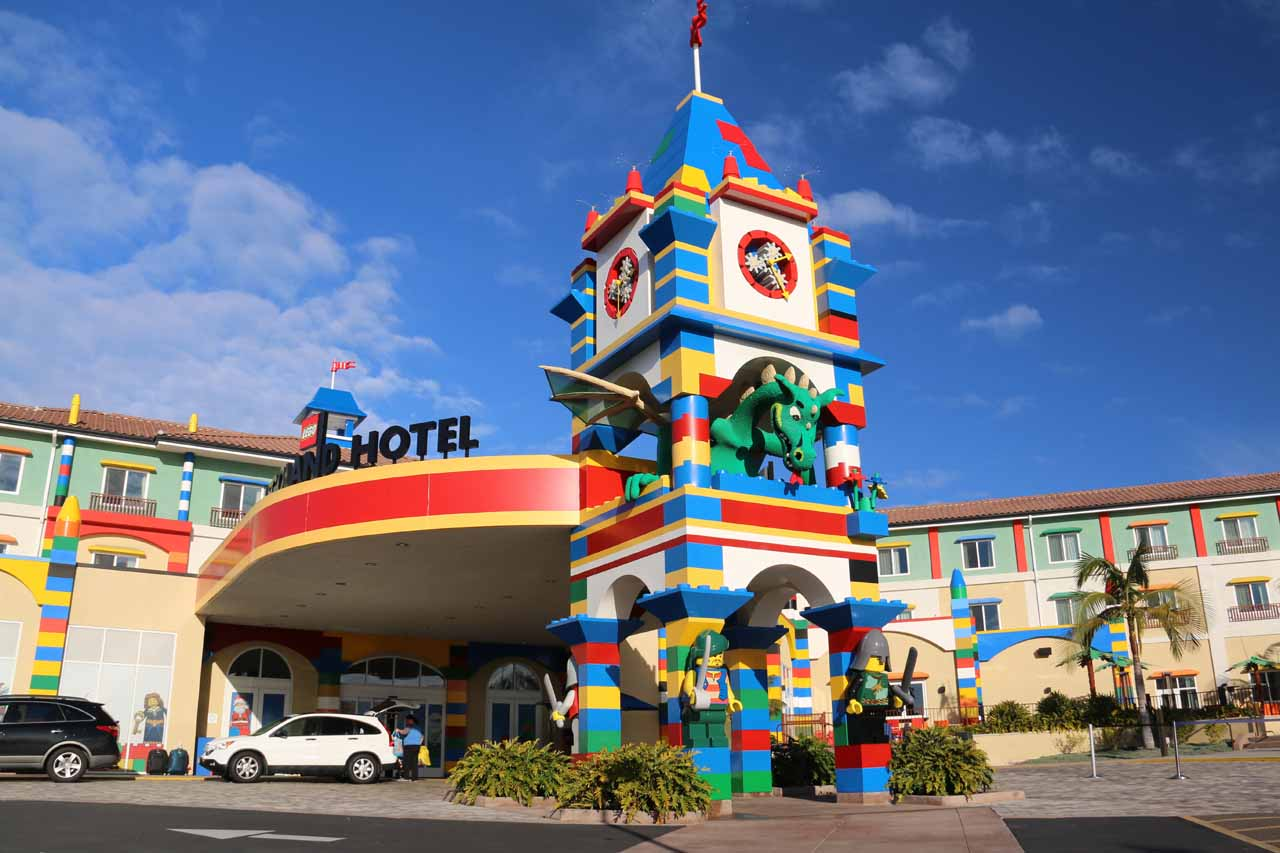 Legoland And Opportunistic Waterfalling Trip Itinerary ...