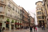 Leon_006_06122015 - Walking along Calle Ancha towards the Catedral de Santa Maria de Leon