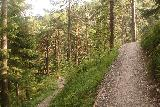 Leutaschklamm_122_06272018 - Another switchback to climb as I pursued the upper reaches of Leutaschklamm