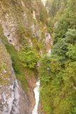 Leutaschklamm_154_06272018 - Looking downstream from the bridge spanning the Leutaschklamm Gorge
