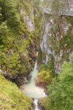 Leutaschklamm_156_06272018 - Looking upstream from the bridge spanning the Leutaschklamm Gorge