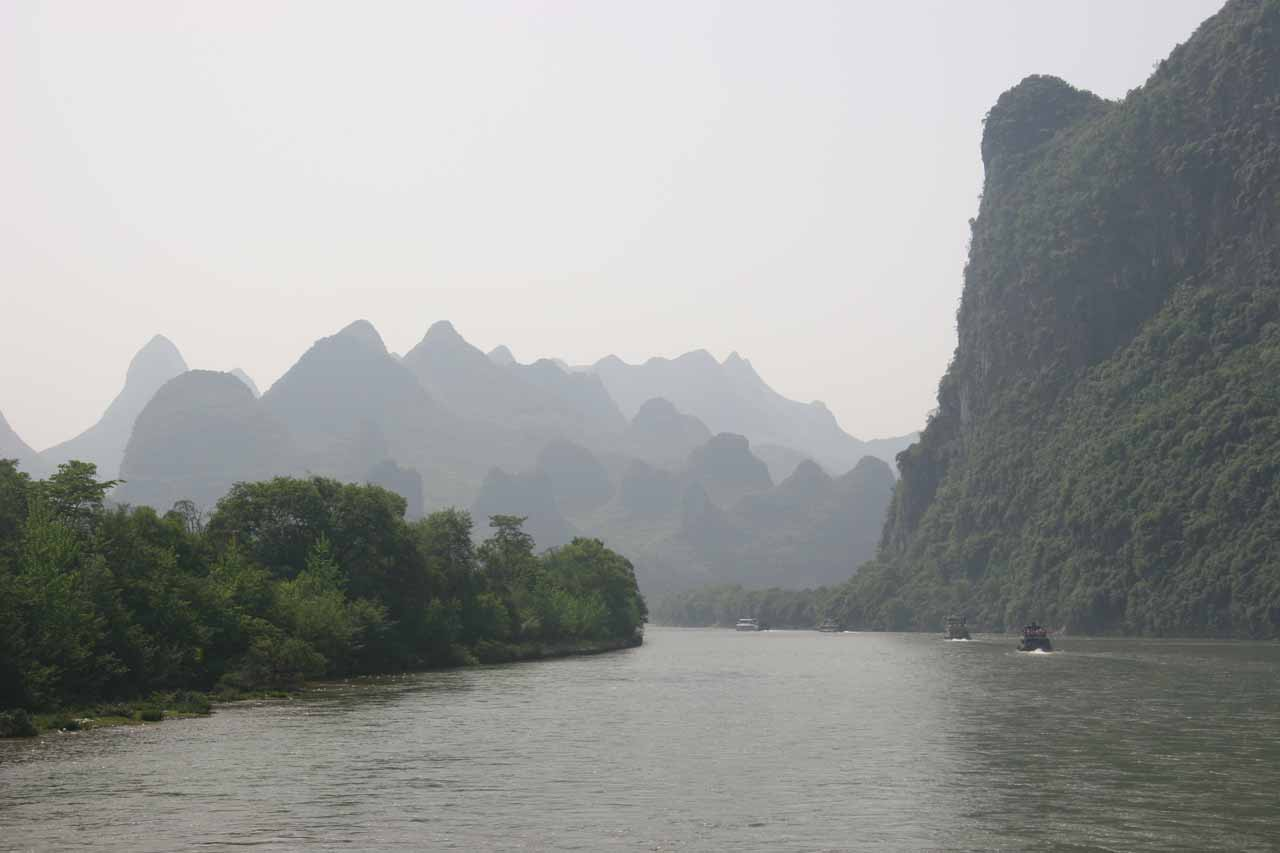 More on the Lijiang