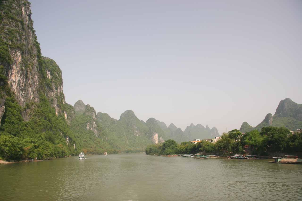 Still more on the Lijiang