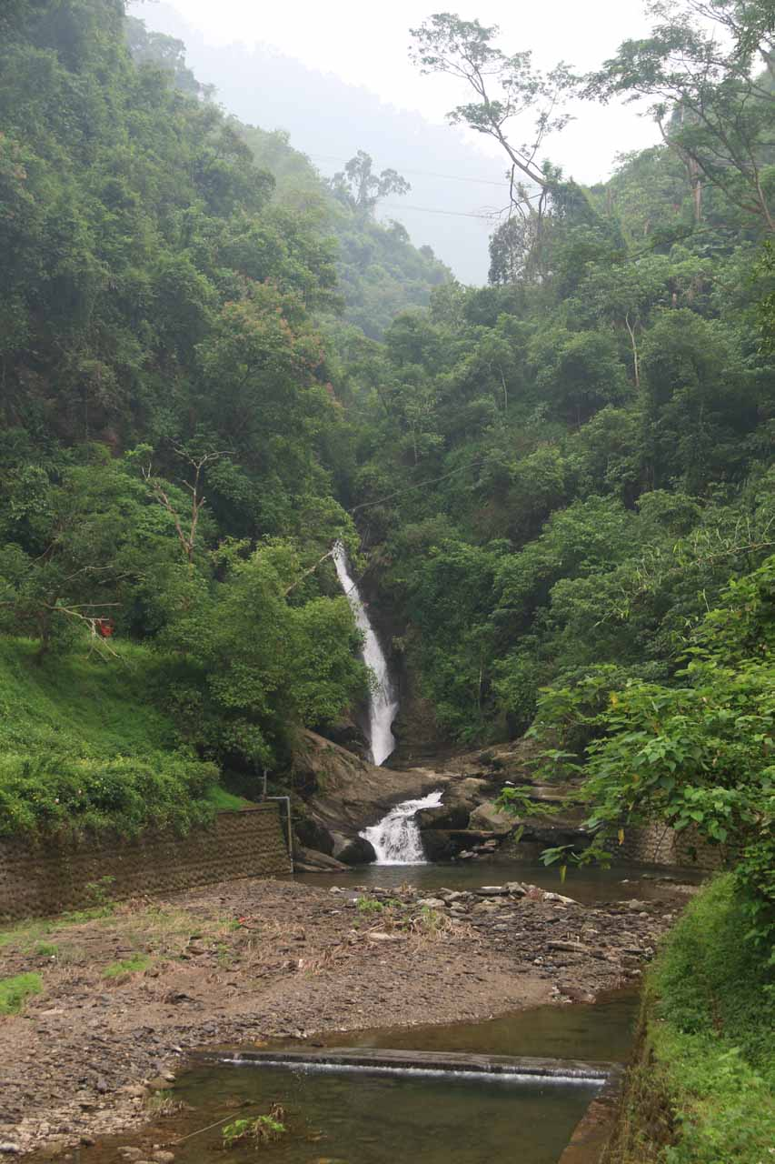 This was the first of the Liangshan Waterfalls