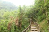 Liangshan_Waterfall_048_10282016 - Continuing the hike higher up in the mountainous jungle of the Liangshan Recreational Area