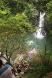 Liangshan_Waterfall_069_10282016 - The final descent to the second Liangshan Waterfall