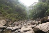 Liangshan_Waterfall_111_10282016 - Looking downstream at the rocky stream from the topmost of the Liangshan Waterfalls