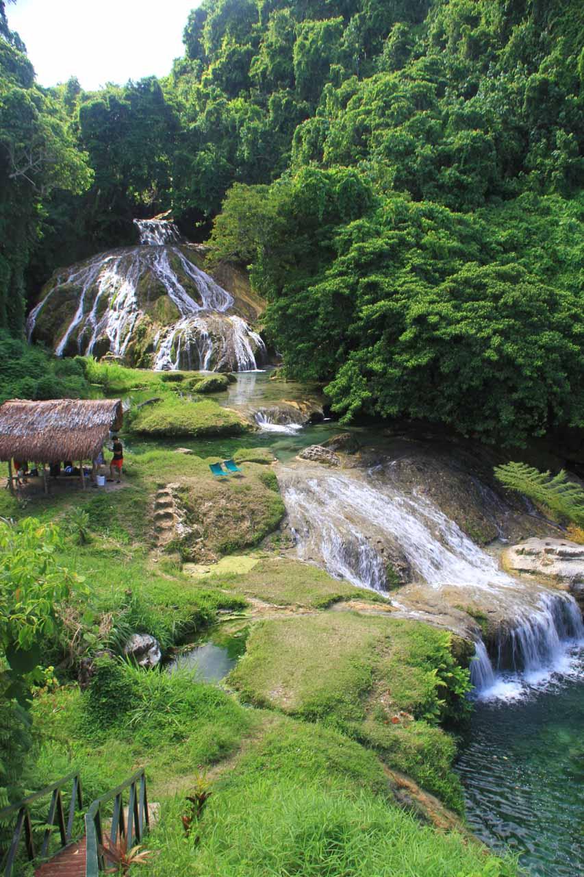 Lololima Waterfalls