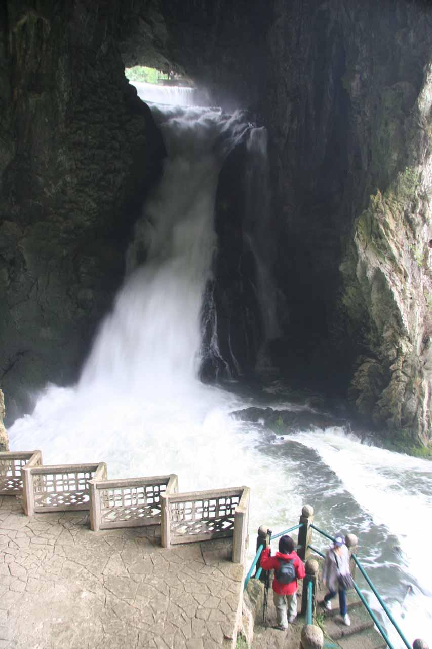 Longmen Waterfall Dragon S Gate Waterfall 龙门飞瀑 L 243 Ngm 233 N