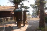 Lost_Creek_Falls_046_08102017 - In a sign of the times, these pay phone booths at the Roosevelt Lodge were empty during our August 2017 visit