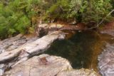 Lost_Falls_Tassie_044_11252017 - Another look at the stagnant Rock Pool upstream of Lost Falls