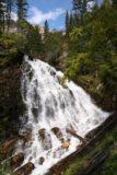 Lower_Bertha_Falls_060_09232010 - After a short scramble upstream, I got this clean look at the Lower Bertha Falls