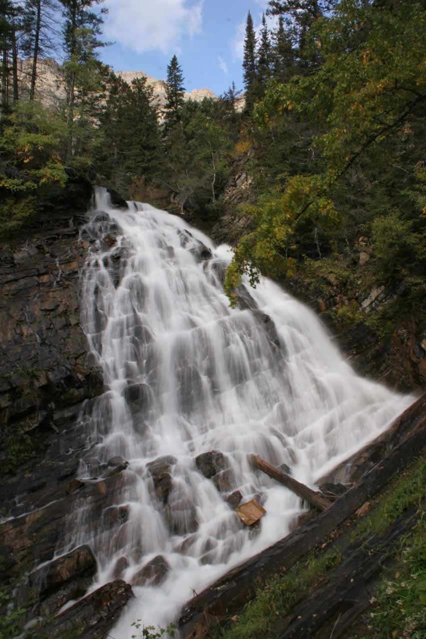 Lower Bertha Falls