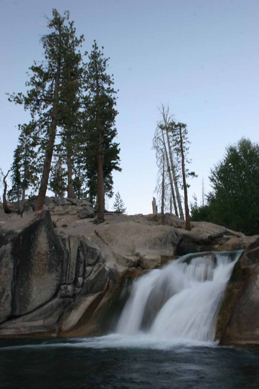 Lower Falls of the San Joaquin River