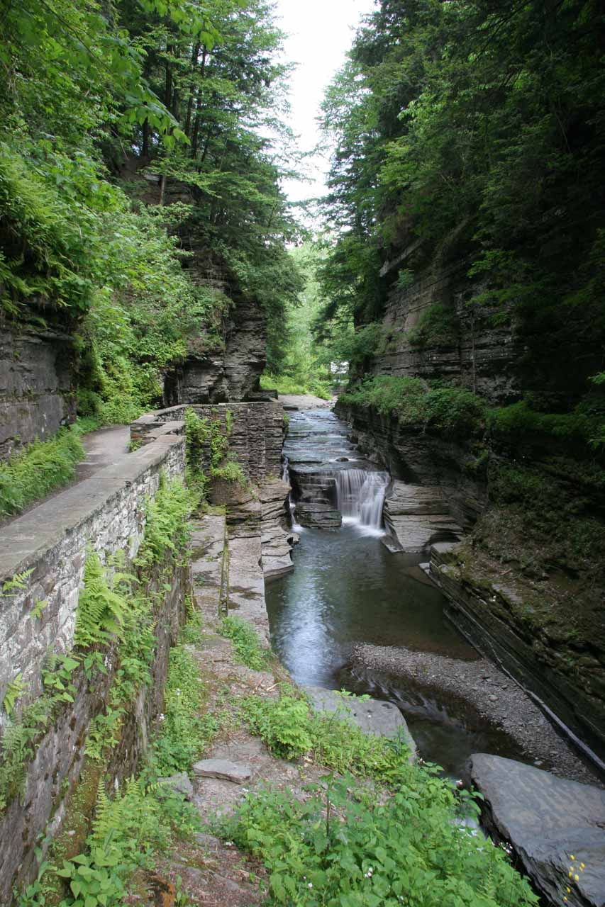 The Enfield Gorge