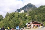 Ludwigs_Castles_563_06252018 - Another look back at the Neuschwanstein Castle from the car park area