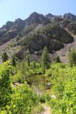 Lundy_Canyon_112_07112016 - Looking towards a pond as seen along the Lundy Canyon hike
