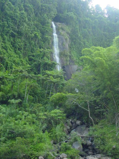 Luva_016_12262005 - One of the waterfalls along the Luva