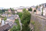 Luxembourg_051_06192018 - Another look back at the context of the Chemin de la Corniche and the lower parts of the Old City of Luxembourg