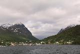 Lyngen_Alps_060_07042019 - Looking back at the Lyngseidet while on the ferry across the Lyngen Channel