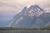Lyngen_Alps_095_07042019 - Looking south towards some hidden waterfalls and tall mountains south of the Lyngen Channel on the west side of Storfjorden