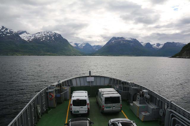 Lyngen_Alps_129_07042019 - The ferry ride across the Lyngen Channel between Lyngseidet and Olderdalen