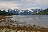 Lyngen_Alps_235_07072019 - Looking towards the Lyngen Alps from the E6 as the weather continued to improve
