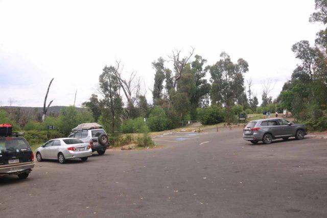 MacKenzie_Falls_17_001_11142017 - The car park for MacKenzie Falls
