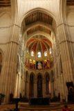 Madrid_122_06022015 - Inside the grand interior of the Catedral de la Almudena