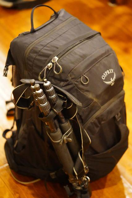 The Osprey Manta 34 Hiking Backpack