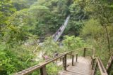 Maolin_Valey_Waterfall_040_10292016 - Descending towards the second suspension bridge on the Luomusi Trail