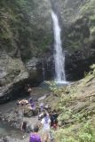 Maolin_Valey_Waterfall_077_10292016 - Lots of people cooling off and enjoying the Maolin Valley Waterfall