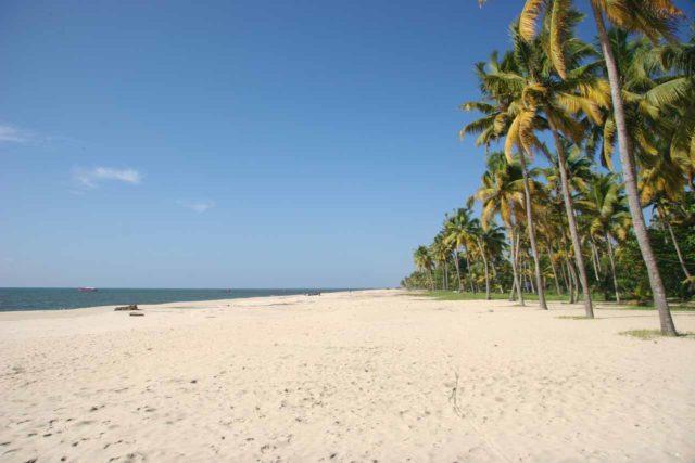 Marari_Beach_006_11172009 - Kicking back at Marari Beach in Kerala