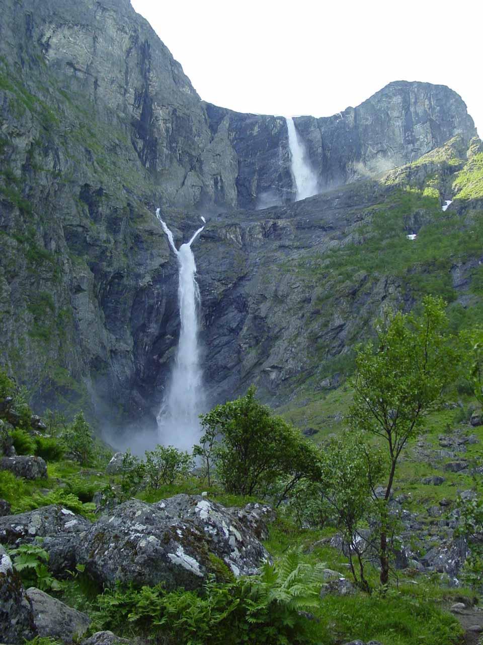 2. MARDALSFOSSEN [Eikesdalen, Møre og Romsdal]
