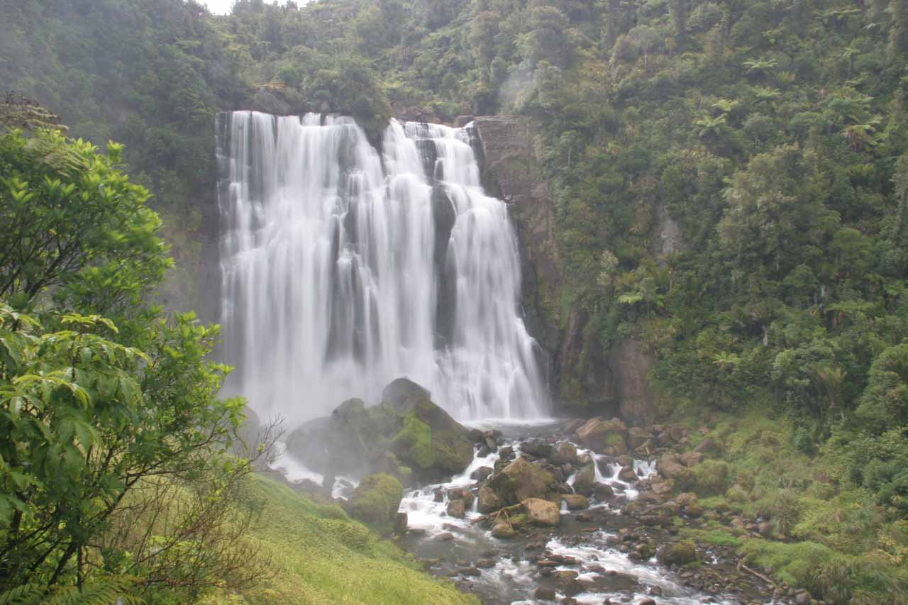 New Zealand's Top 10 Waterfalls