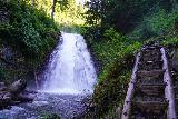 Martha_Falls_044_06212021 - Context of the Wonderland Trail and Martha Falls