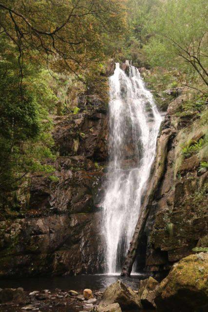 Mathinna_Falls_17_033_11242017 - Finally making it to the base of Mathinna Falls