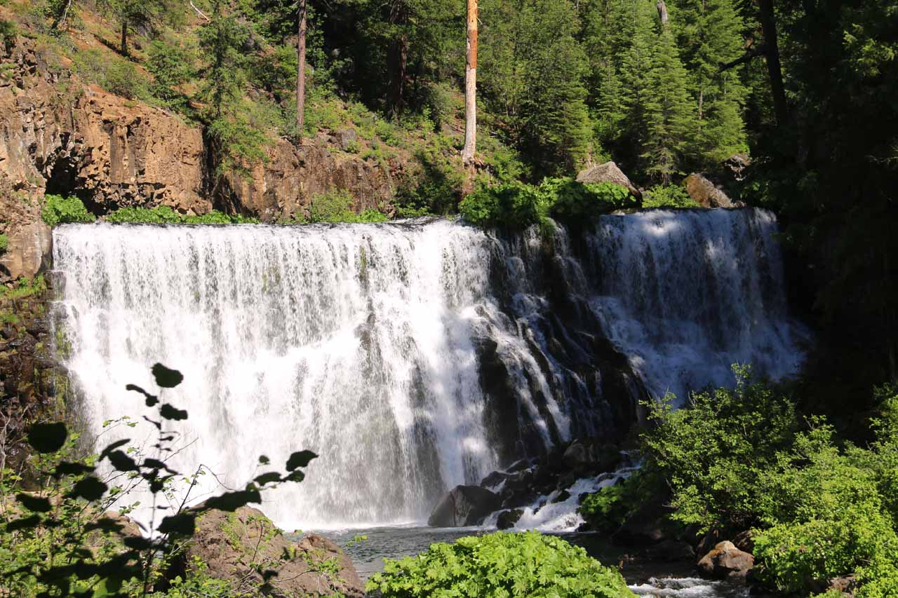 California's Top 10 Waterfalls