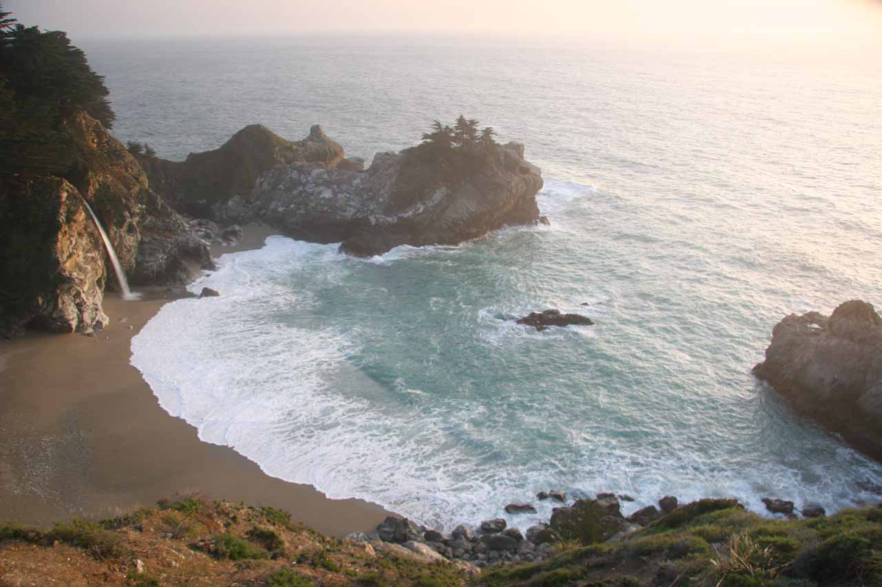 Big Sur & Bay Area Waterfalls