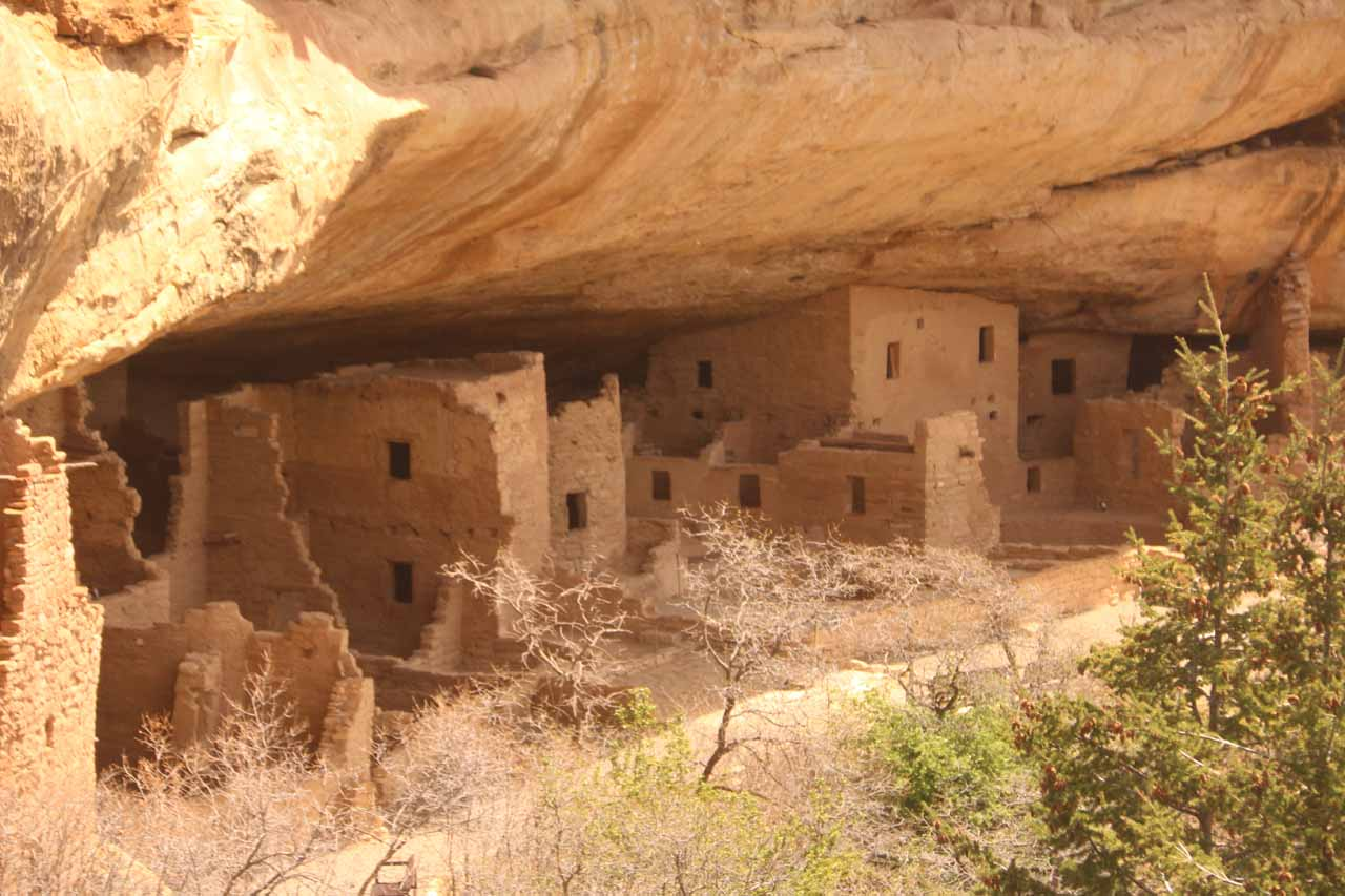 It was about a three-hour drive from Mesa Verde National Park to Ouray, but the Anasazi ruins and artifacts were certainly the highlight of our time in Southwestern Colorado
