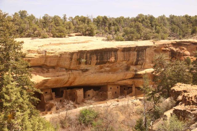 Mesa_Verde_288_04162017 - It was about a two-hour drive from Mesa Verde National Park to Telluride, but the Anasazi ruins and artifacts were certainly the highlight of our time in Southwestern Colorado