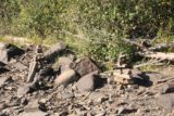 Middle_Falls_Pigeon_River_005_09272015 - I noticed some stacked rocks from people who had been here before