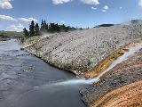 Midway_Geyser_Basin_010_iPhone_08032020 - This was the view of the Midway Geyser Basin Runoff as seen with an iPhone in August 2020 visit