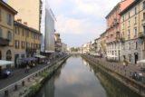 Milan_059_20130605 - The canal in Milan's Navigli area
