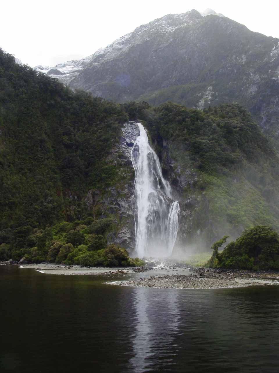 5. BOWEN FALLS [Milford Sound, Southland]