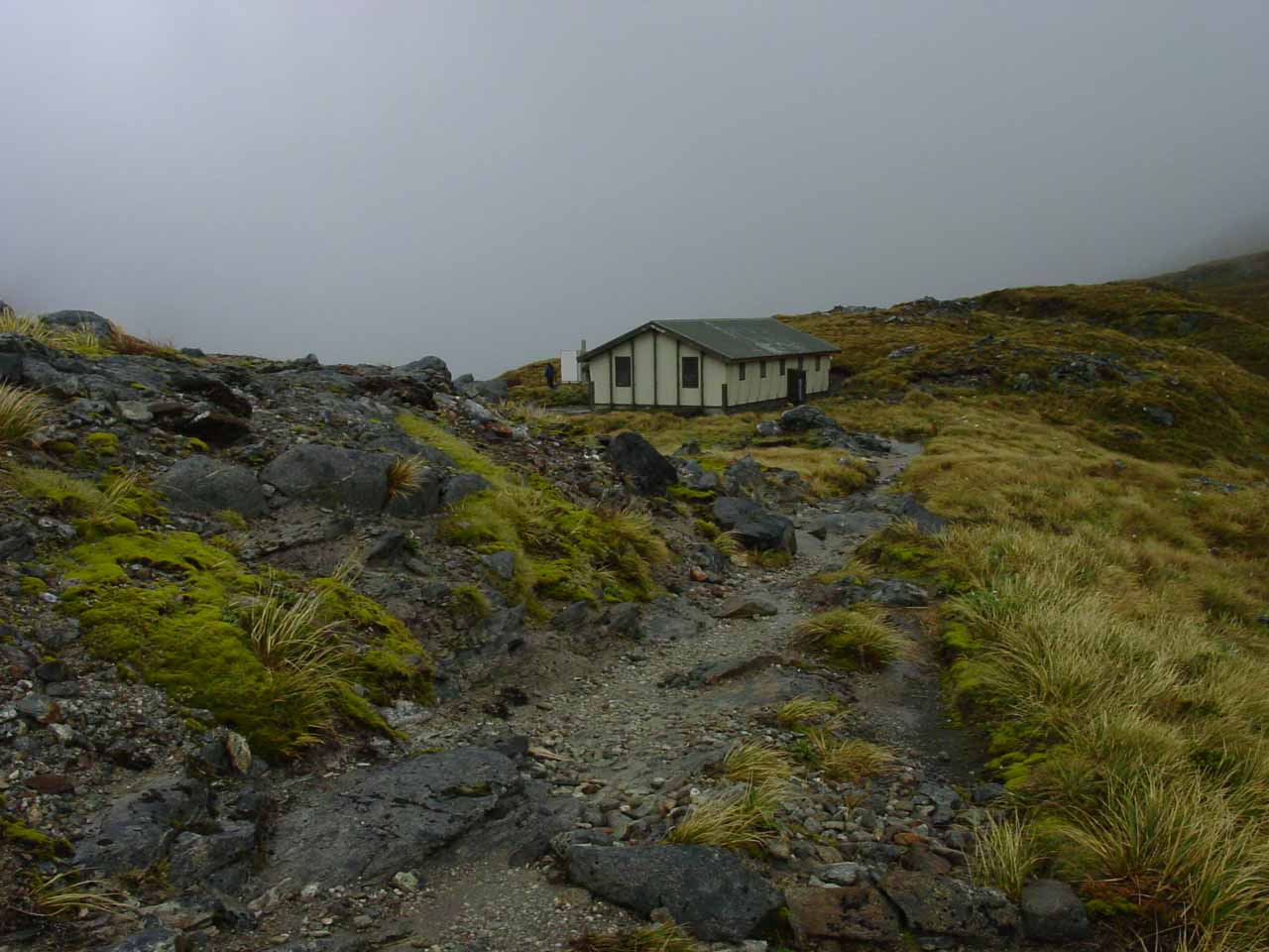 The Pass Hut Shelter